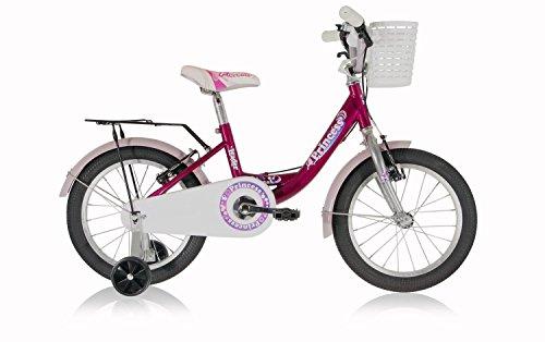 tretwerk DIREKT gute Räder Princess 20 Zoll Kinderrad, Mädchen-Fahrrad