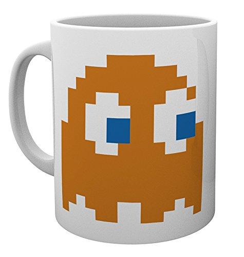 Pacman Clyde Ghost Mug