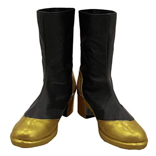 YKJ Anime Cosplay Zapatos De Fiesta De Navidad Zapatos De Vestido Etapa...