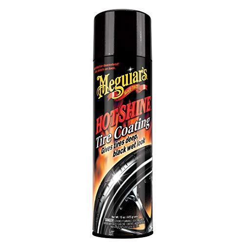 Meguiar's G-13815 Hot Shine High Gloss Tire Coating, 12.75 Fluid_Ounces