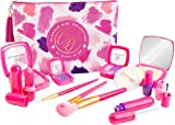Make it Up, Pretend Play Makeup Toy Set for Girls (Fake - Not Real Makeup) Glamour Girl Toys Collection- Great for...