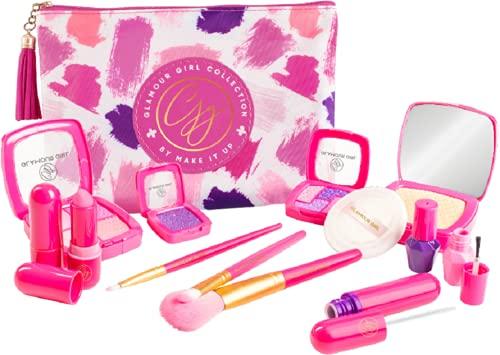 Make it Up, Set de Maquillaje de fantasía para niñas - Ideal para Niñas...