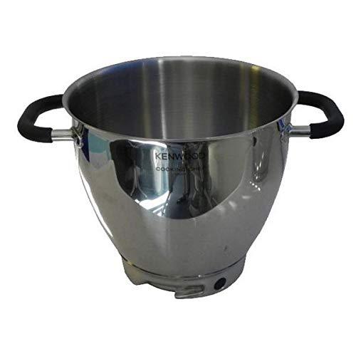 Adam Depannage–Kenwood–Bol de acero Cooking Chef Kenwood–aw37575001