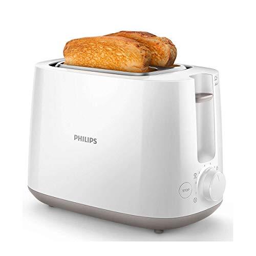 HD2581/00 Toaster 2Schlitz 830W weiß