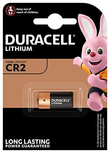 Duracell Lithium Batterie CR2 (CR15H27O) 1er