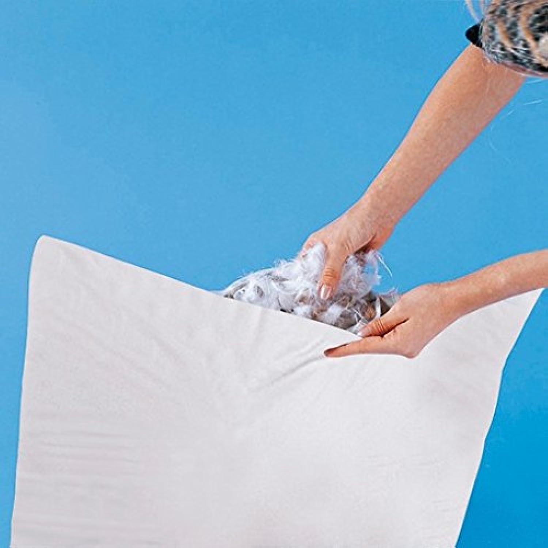 La Redoute Interieurs Bolster Pillowcase White Size 140 cm