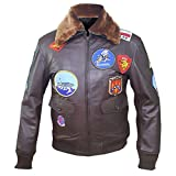 Top Gun Tom Cruise Veste en...