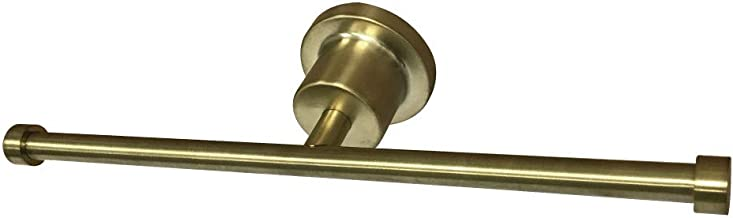 Kingston Brass BAH8218SB Concord Dual Toilet Paper Holder, Brushed Brass