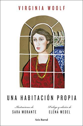 Una habitación propia (edición ilustrada): Ilustraciones de Sara Morante (Biblioteca Formentor)