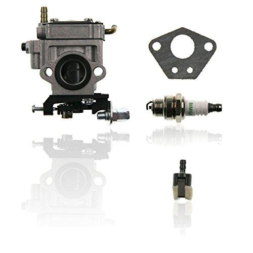 JRL Carburador Fit Genuine Walbro WYK-406 Carburador Echo A021001870 PB-770 Mochila soplador WYK-345