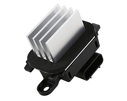 HVAC Blower Motor Resistor Compatible with 2010-2017 Ford Expedition 2010-2014 Ford F-150 2011-2017 Lincoln Navigator, AC Blower Control Module Replace# BL3Z-19E624-A BL3Z19E624A YH-1829