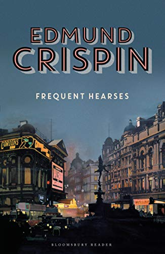 Frequent Hearses (The Gervase Fen...