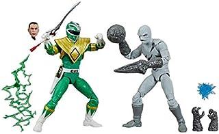 "Power Rangers Lightning Green Ranger vs. Putty Patrol 6"" Fig Standard"