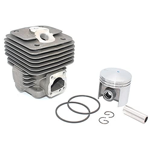 Kit de pistón de cilindro NiKasil para cortador de disco Stihl TS08 TS08S TS350 TS350AVE TS360 SG17 SG17L BG17 Stihl MPN 1108020 1220