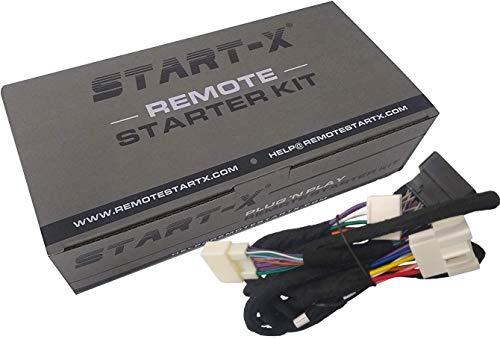 Start-X Remote Starter for Tacoma 2016 2017 2018 2019 2020 || Highlander 17-19 Key Start || Plug N Play | 3 X Lock to Remote Start
