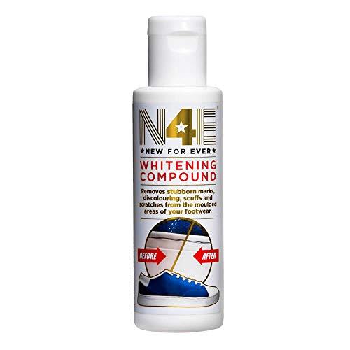 N4E Whitening Compound Polish Cleaner Whitener Restorer - Removes...