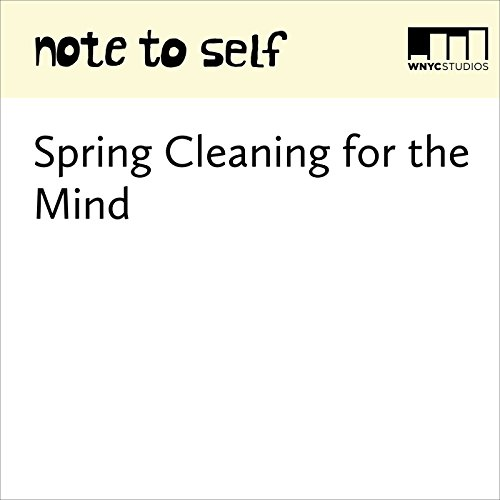 Spring Cleaning for the Mind audiobook cover art