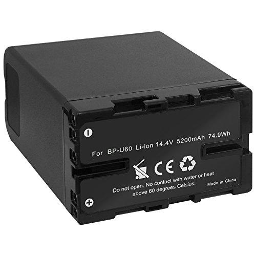 Batería BP-U60 (14.4V - 5200 mAh - Li-Ion) para Sony PXW-FS7 /...