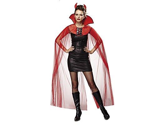 Viving Costumes Viving Costumes202276 Demon's Cape (Taille Unique)