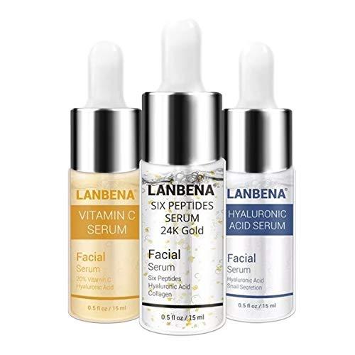 Aceite Hidratante Facial marca LANBENA