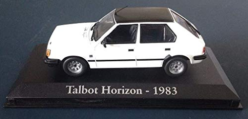 Unbekannt Talbot Horizon 1983 1:43 - NOREV Miniauto der Sammlung RBA