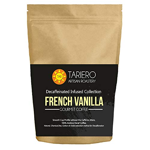 Tariero Artisan Roastery Decaf French Vanilla Gourmet Coffee -100 G
