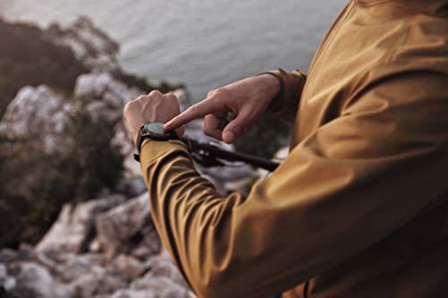 HUAWEI Watch GT 2 Smartwatch (46mm, OLED Touch-Display, Fitness Uhr mit Herzfrequenz-Messung, Musik Wiedergabe & Bluetooth Telefonie, 5ATM wasserdicht) matte black - 6