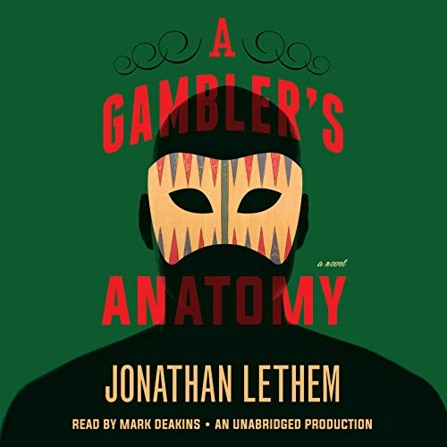 A Gambler's Anatomy audiobook cover art