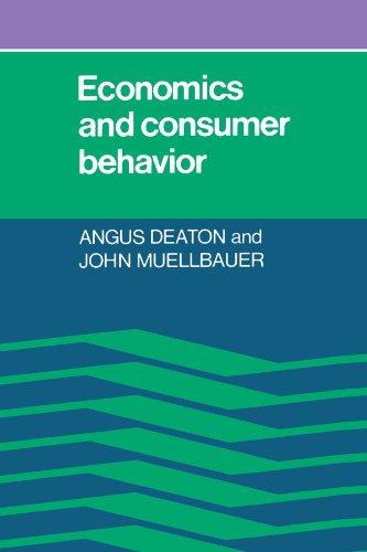 Download Economics and Consumer Behavior 0521296765