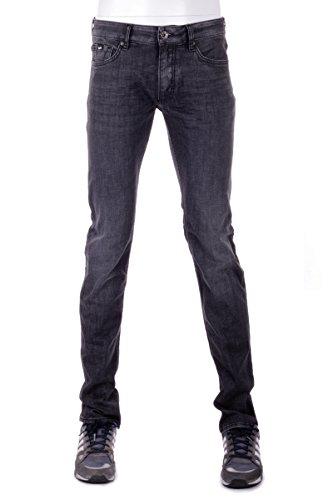 Gas Jeans Uomo Slim Straight Black (W33/L34)