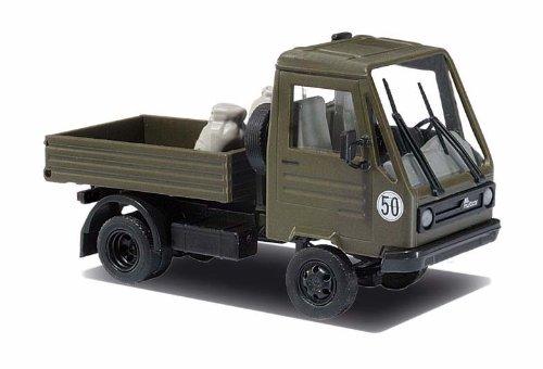 Busch Voitures - BUV42203 - Modélisme Ferroviaire - Car de Militaire