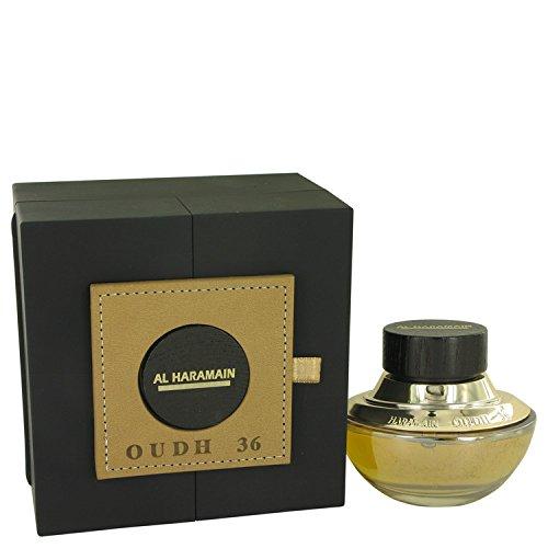 Al Haramain Oudh 36 2.5 oz Eau De Parfum Spray (Unisex) For Men