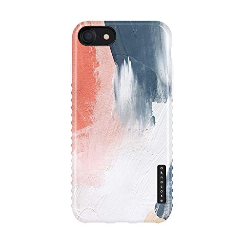 iPhone 8 & iPhone 7 & iPhone SE [2020 Released] Case Watercolor, Akna Sili-Tastic Series High Impact Silicon Cover for iPhone 7/8 & iPhone SE [2020 Released] (102014-U.S)
