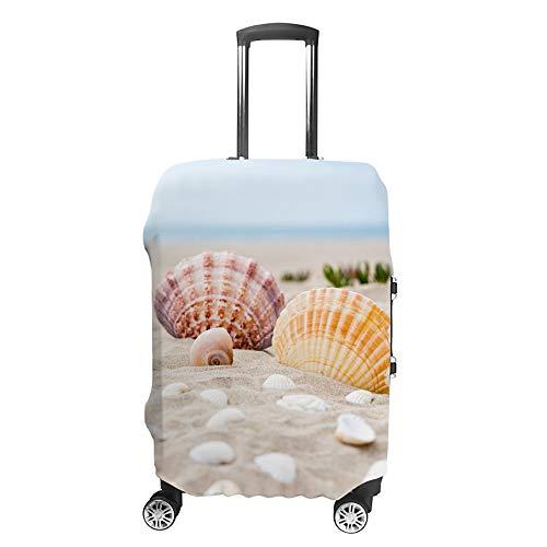Ruchen - Funda protectora para maleta de playa y arena, para equipaje