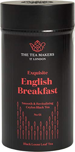 The Tea Makers of London English Breakfast Tee, lose