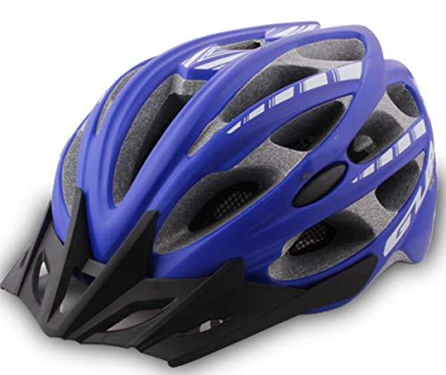 BOC Czz Fahrradhelm, Männer Und Frauen Fahrrad Berg Rennrad Sicherheit Hut,D,Helm