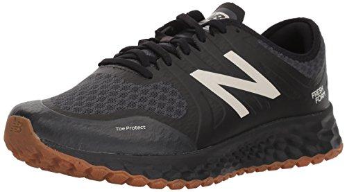 New Balance Men's Fresh Foam Kaymin Trail V1 Running Shoe, Black, 11 D US