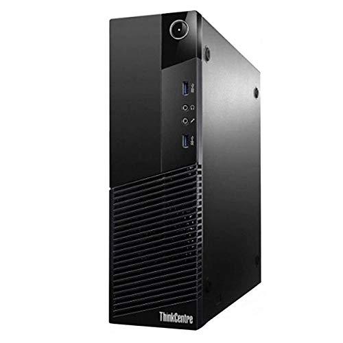 Lenovo PC ThinkCentre M83 SFF Intel G3220 RAM 32 GB SSD 240 GB Windows 10 WiFi (reacondicionado)
