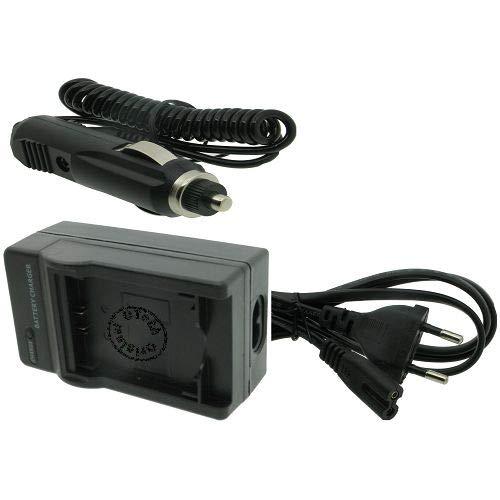 Otech CaricaBatteria Compatibile per Sony FDR-AX33