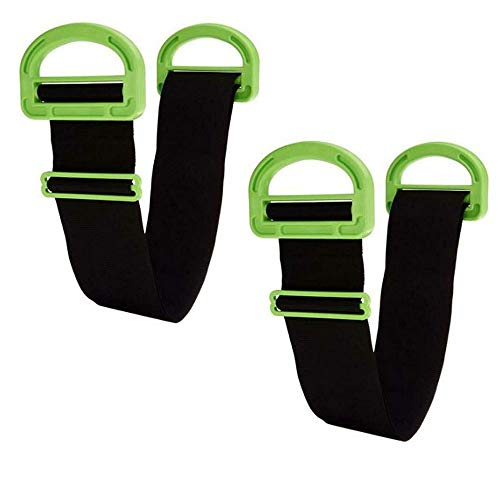 Lifting and Moving Strap 2 Pack,Carrying Straps with The Durable Handles...