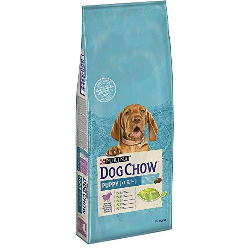 Purina Dog Chow Puppy pienso para Perro Cachorro Cordero 14 Kg 🔥