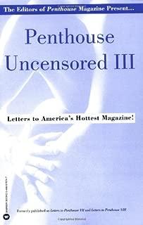 Penthouse Uncensored III