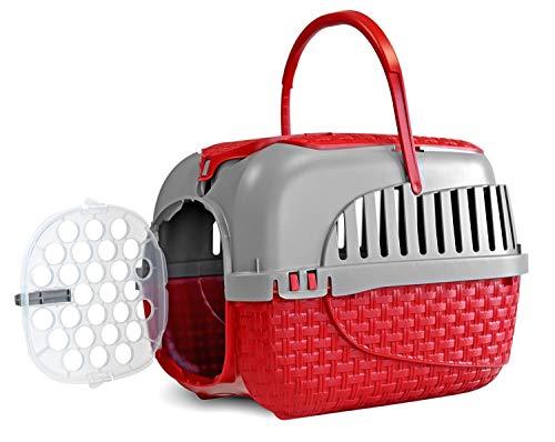 PETGARD Transportbox Hundebox Katzenbox...