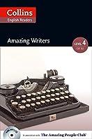 Collins ELT Readers -- Amazing Writers (Level 4)