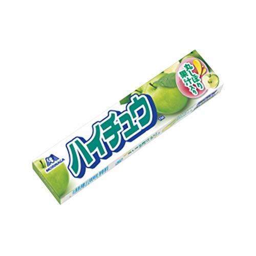 森永製菓 ハイチュウ グリーンアップル 12粒×12個入×(2ケース)
