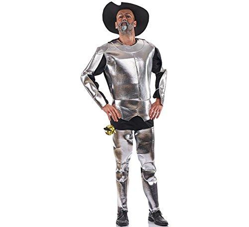El Rey del Carnaval Disfraz de Don Quijote para Hombre