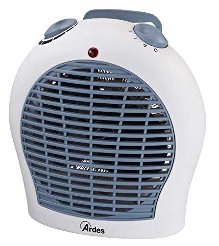 Ardes BALENO Termoventilatore Elettrico, Plastica, Bianco