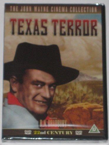 John Wayne Cinema Collection - Texas Terror - New & Factory Sealed