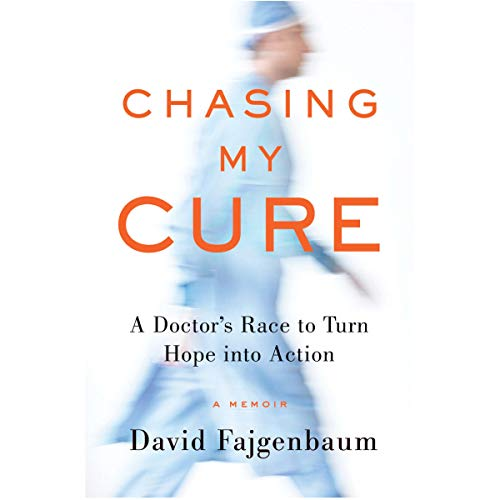 Chasing My Cure audiobook cover art