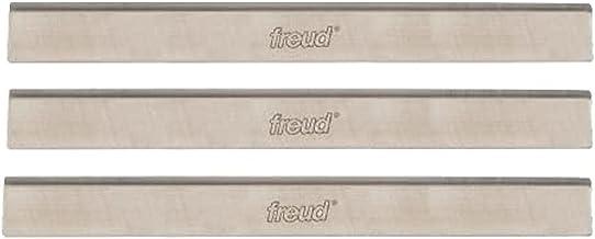 """Freud Plaina industrial de aço de alta velocidade de 15,24 cm x 5/8"""" x 1/8"""" (C350)"""